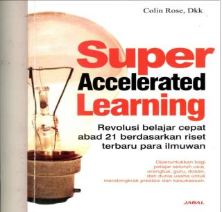 SUPER ACCELERATED LEARNING