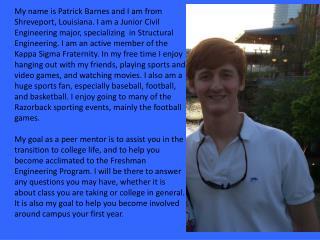 Patrick Barnes
