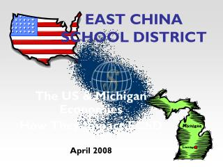 EAST CHINA  SCHOOL DISTRICT