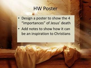 HW Poster