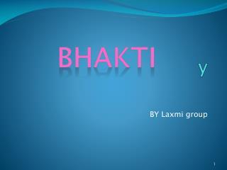 BY Laxmi group
