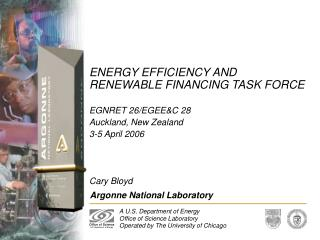 ENERGY EFFICIENCY AND RENEWABLE FINANCING TASK FORCE