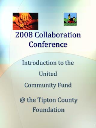 2008 Collaboration Conference