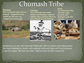 Chumash  Tribe