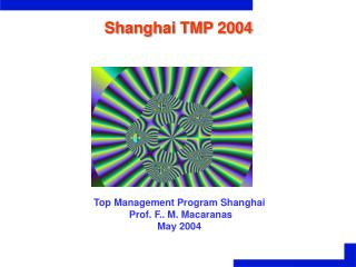 Shanghai TMP 2004