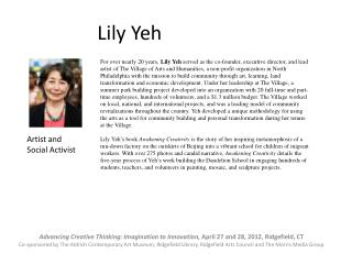 Lily Yeh