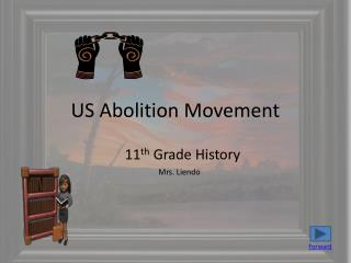 US Abolition Movement