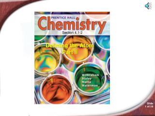 Chemistry 4.1