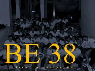 BE 38