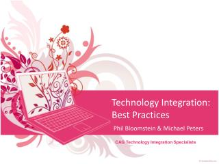 Technology Integration: Best Practices