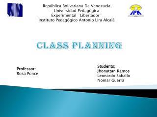 República Bolivariana De Venezuela Universidad Pedagógica  Experimental ¨Libertador¨