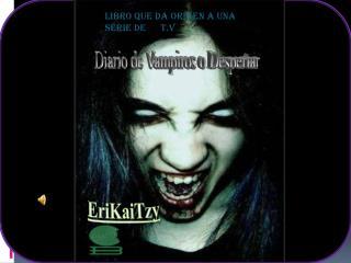 Diario de Vampiros o Despertar