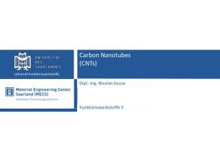 Carbon Nanotubes (CNTs)