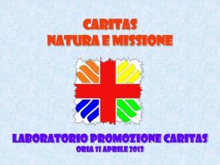 CARITAS Natura e Missione