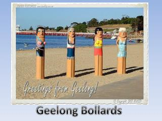 Geelong Bollards