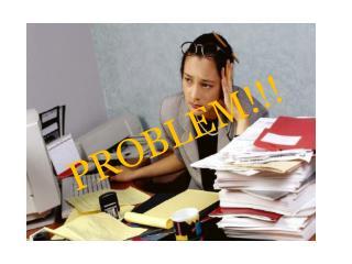PROBLEM!!!