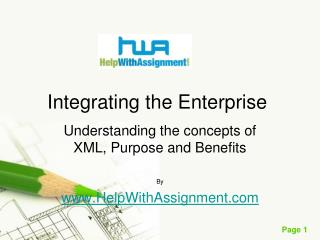 Basic concepts of XML