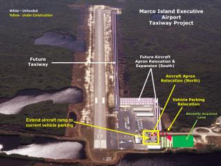 Marco Island Executive Airport Taxiway Project