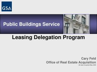 Leasing Delegation Program