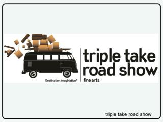 Challenge C: Triple Take Road Show