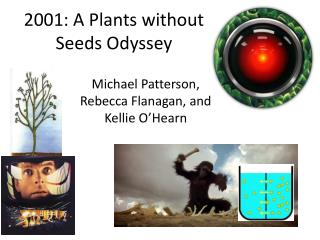 2001: A Plants without Seeds Odyssey
