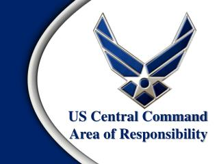 US Central Command Area of Responsibility