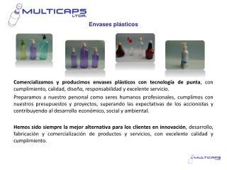 Envases  pl�sticos