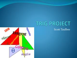 TRIG PROJECT