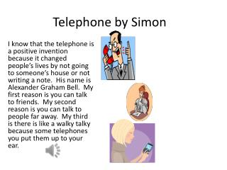 Telephone by Simon