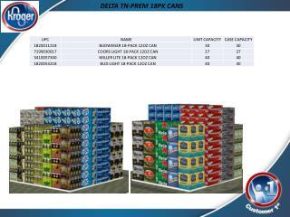 DELTA TN-PREM  18PK  CANS