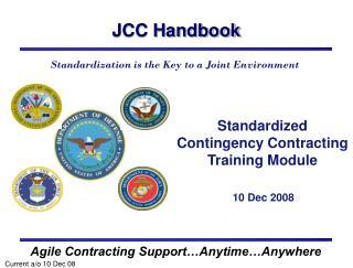 JCC Handbook