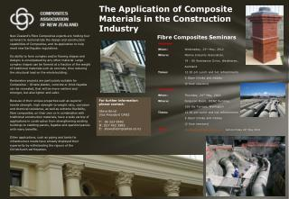 The Application of Composite Materials in the Construction Industry