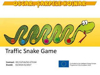 Traffic Snake Game