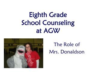 Eighth Grade School Counseling  at AGW