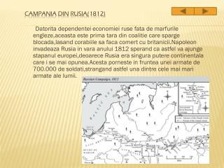 Campania din Rusia(1812)