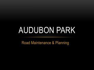 Audubon Park