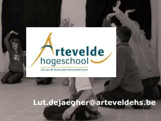 Lut.dejaegher@arteveldehs.be