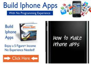 How To Build An Iphone App