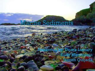 Marine Sediments