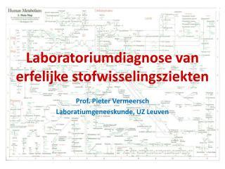 Laboratoriumdiagnose van erfelijke stofwisselingsziekten