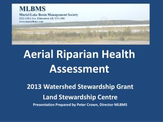 Aerial Riparian Health Assessment