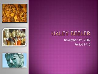 Haley Beeler