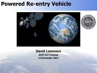 David Lammers ASTE 527 Concept 13 December 2011
