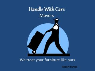 Handle With Care Movers