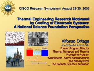 Thermal Engineering Research Motivated by Cooling of Electronic Systems: