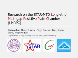 Research on the STAR-MTD  L ong-strip  M ulti-gap  R esistive  P late  C hamber ( LMRPC )