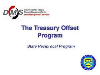 The Treasury Offset Program