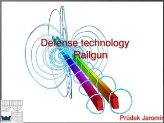 Defense technology Railgun