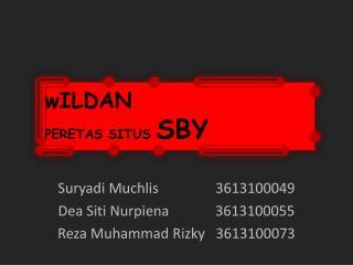 Suryadi Muchlis                3613100049 Dea Siti Nurpiena             3613100055