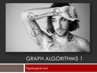 Graph Algorithms 1